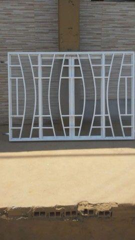 Portas e janelas e churrasqueira - Foto 4