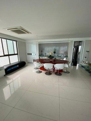Hh1319  Setubal, apto 174m, 4 quartos, 3 suites,  3 vagas, 16´andar, $7300 tudo incluso - Foto 20