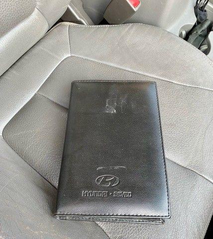 Hyundai Santa Fe 2011 3.5 v6 4x4 automático - 7 lugares- Teto solar- 285cv - Foto 19
