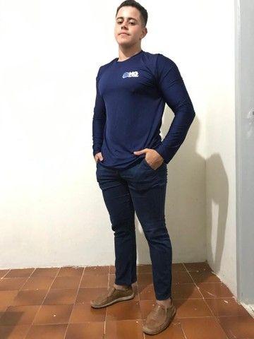 Camisa UV serigrafada