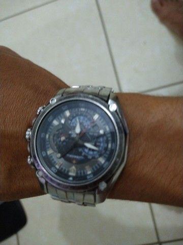 Vendo um relógio marca Edíficio Casio - Foto 4