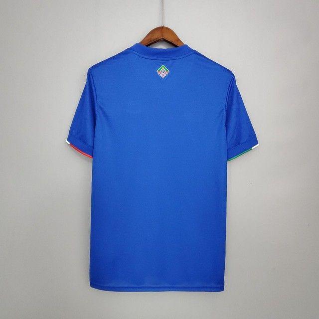 Camisa do Cruzeiro comemoração Premium - Foto 6