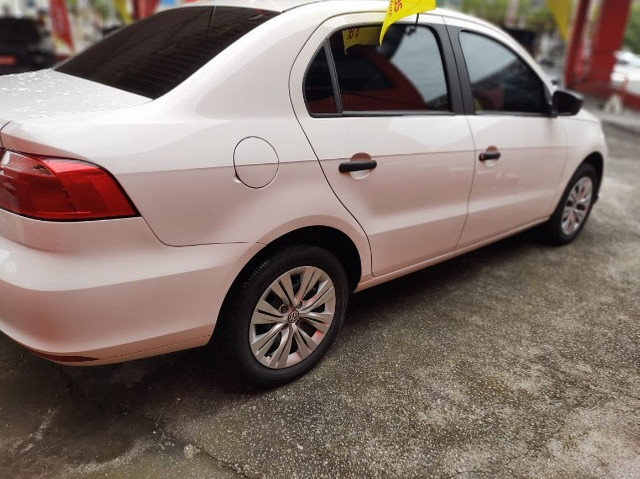 VW Voyage 1.6 MSI 2020 *Financiamento Total sem entrada - Foto 4