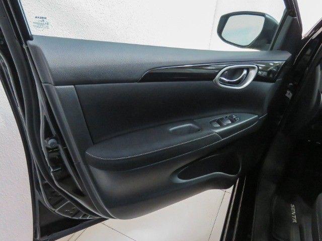 Nissan Sentra 2.0 S Flex Cambio CVT 2019 apenas 15.000 Km rodados  - Foto 16
