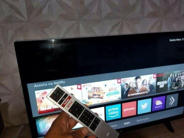 TV Smart 32 Polegada AOC - Foto 4
