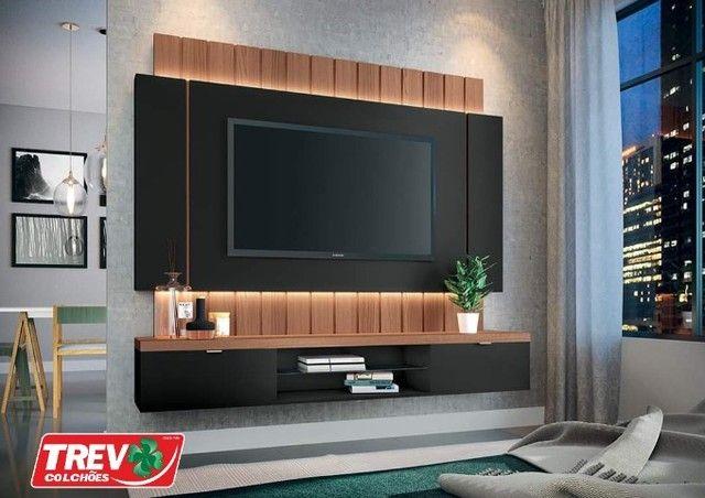 """Painel Illusion - TV até 55"""" - Promoção de Outubro"""