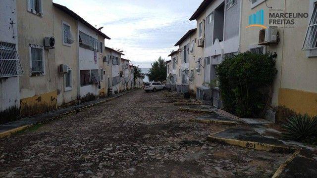 Apartamento com 2 dormitórios para alugar, 40 m² por R$ 709,00/mês - Icaraí - Caucaia/CE - Foto 2