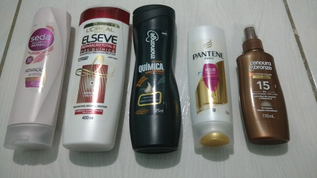 Kit Shampoo e Condicionador - Foto 2
