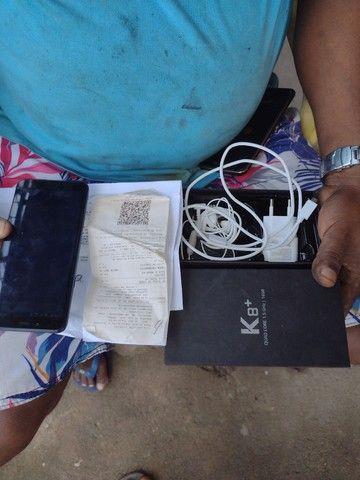LG K8 novo na caixa e com nota fiscal *