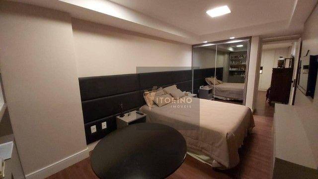 Apartamento com 3 dormitórios para alugar, 290 m² por R$ 7.000,00/mês - Manaíra - João Pes - Foto 11