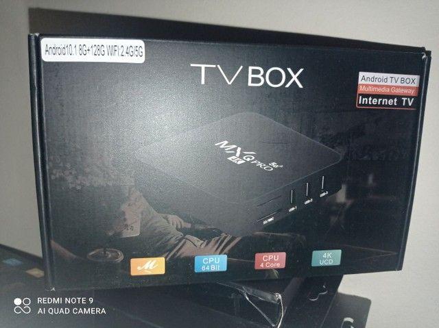TV BOX MXQ Pró
