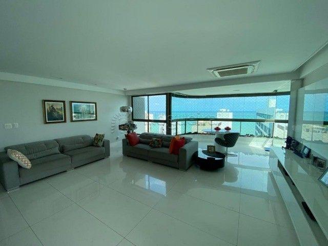 Hh1319  Setubal, apto 174m, 4 quartos, 3 suites,  3 vagas, 16´andar, $7300 tudo incluso - Foto 2