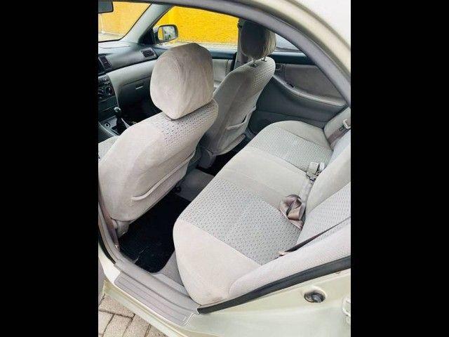Toyota Corolla XLi 1.8 16V - Foto 11