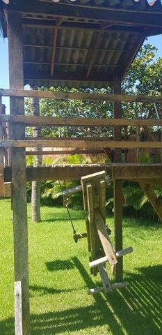 Parquinho de madeira - Foto 6