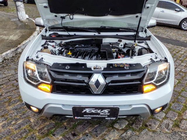 Duster 1.6 2016 Upgrade Dakar + GNV Top - Foto 6