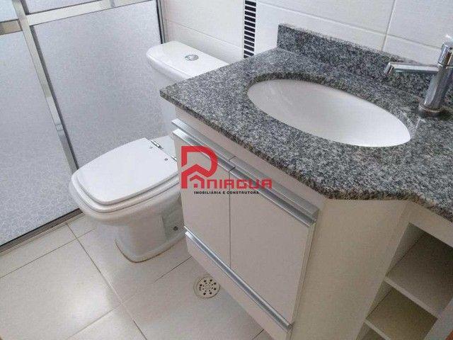 Apartamento com 2 dorms, Aviação, Praia Grande - R$ 280 mil, Cod: 461 - Foto 11