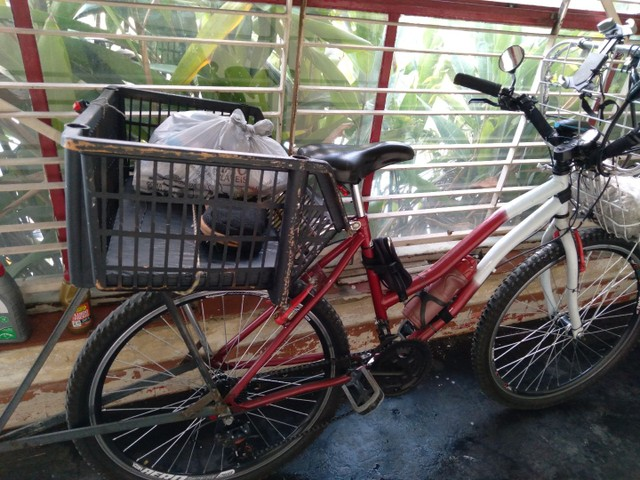 Bicicleta  para trabalho e lazer - Foto 3