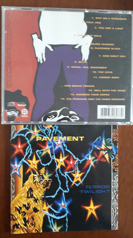 Cds das bandas Pixies, Sonic Youth,Pavement e Grandaddy - Foto 4