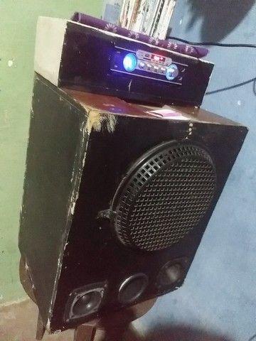 Som amplificado - Foto 4