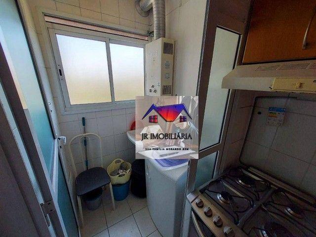 Apartamento com 2 dormitórios para alugar, 47 m² por R$ 2.500,00/mês - Vila Mariana - São  - Foto 14