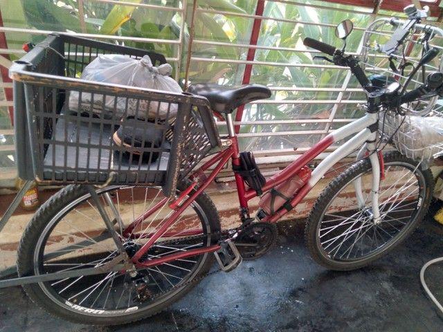 Bicicleta  para trabalho e lazer - Foto 6