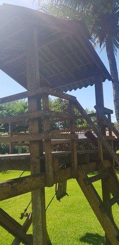 Parquinho de madeira - Foto 5