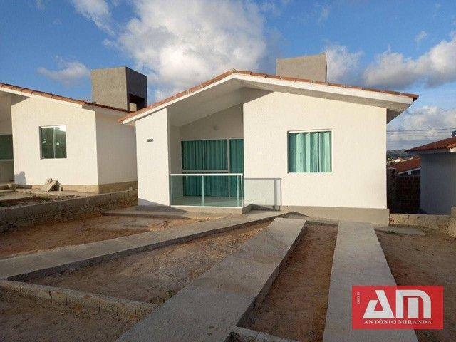 Casa com 2 dormitórios à venda, 56 m² por R$ 170.000,00 - Novo Gravatá - Gravatá/PE - Foto 8