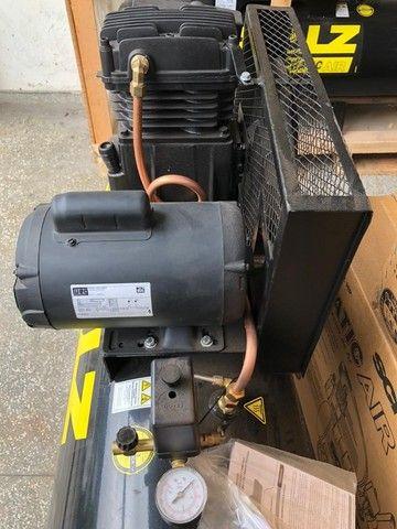 Compressor de Ar Pratic Air CSL 20/150 Monofásico - Schulz - Foto 4