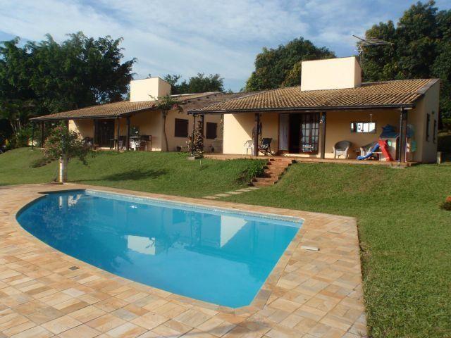 Vendo linda ch cara em boituva sp terreno m 3 casas piscina churrasqueira - Case americane con piscina ...