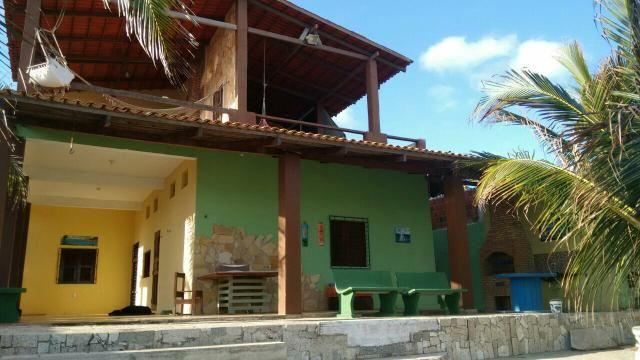 Casa DUPLEX à BEIRA MAR com 7 SUÍTES. Estrutura pronta para POUSADA