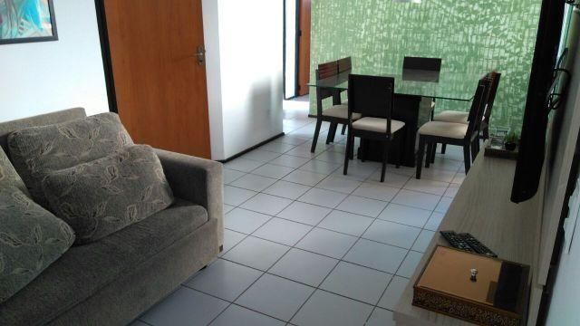 Apartamento no Residencial Cajuína - AMC Empreendimentos Imobiliários