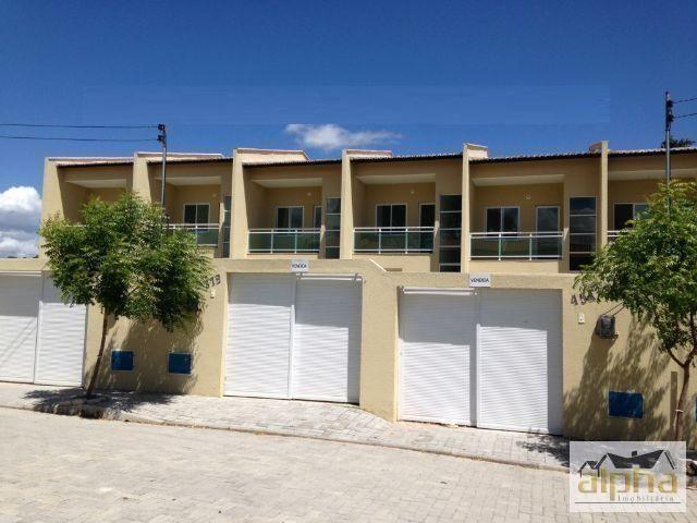Casa Duplex 2 quartos -Maracanaú - Fazemos Financiamento Próprio- Faça Sua Simulação