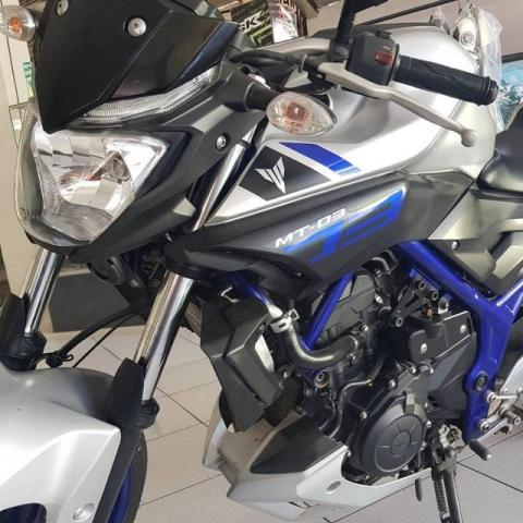Yamaha Mt-03 ABS - V