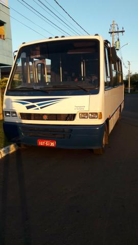 Vendo Micro ônibus Mercedes 814 - Foto 6