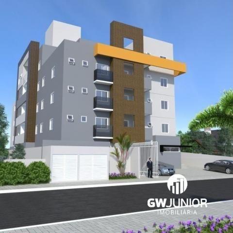 Apartamento à venda com 3 dormitórios em Saguaçu, Joinville cod:368