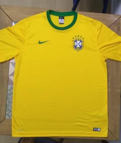 d88b143f09cf8 Camisa Seleção Brasileira - Torcedor 2014 - Roupas e calçados ...