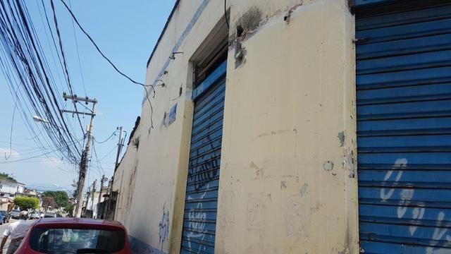 Terreno com alguns imóveis em Nilópolis na rua Senador Salgado Filh - Foto 8
