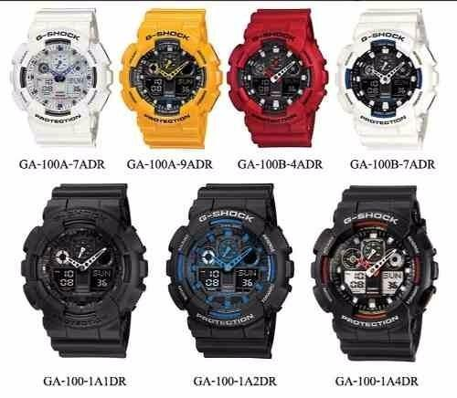 f8d10cff230 Kit 2 Relógio Masculino G-Shock Analógico Digital - Frete Grátis ...