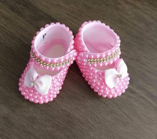 Vendo sapatinhos de bebê
