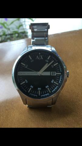 38c222366e4 Relógio Armani original - Bijouterias