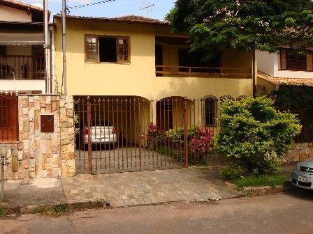 Casa à venda com 5 dormitórios em Caiçaras, Belo horizonte cod:466