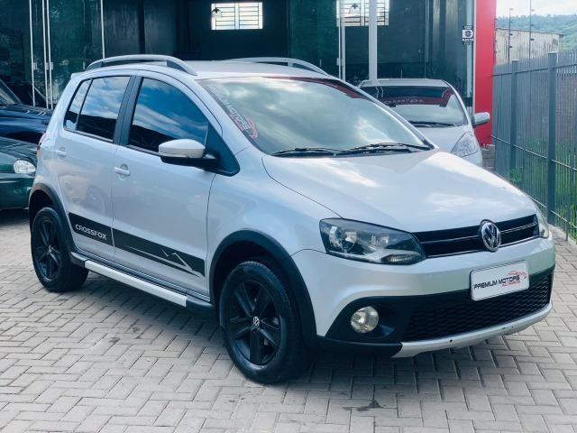 Vw - Volkswagen Crossfox 1.6 2011 Novissimo ipva 19 pago