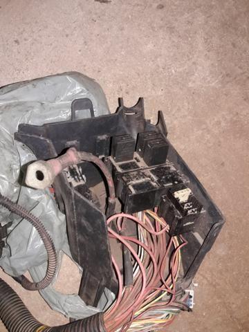 Instalação elétrica Renault Clio ano 2007 1.6 16