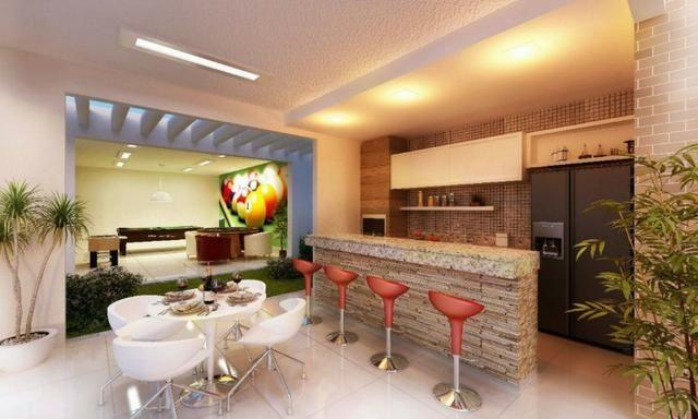 Apartamento com -varanda gourmet no bairro Sim fica a 300 metros da FTC- Em exelente local - Foto 2