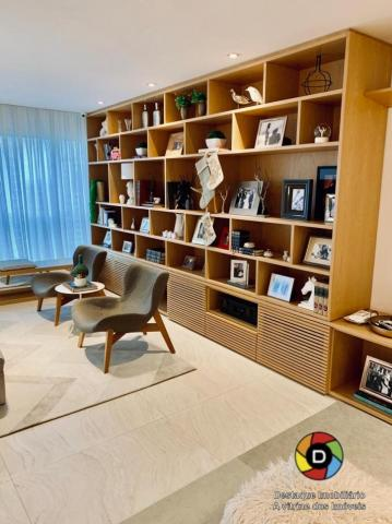 Apartamento à venda de 4 quartos no fontvieille na península, barra, rj. - Foto 9