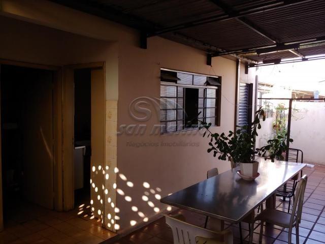 Casa à venda com 3 dormitórios em Jardim kennedy, Jaboticabal cod:V4563 - Foto 2