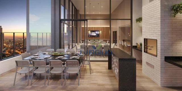 Apartamento com 3 dormitórios à venda, 119 m² por r$ 565.250 - setor bueno - goiânia/go - Foto 4