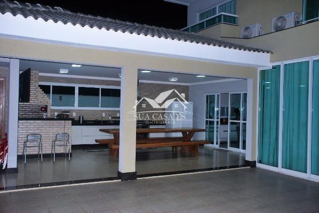Ótima Mansão Duplex com 4 suítes, possui Hidro e Closet. Cond. Boulevard Lagoa - Foto 11