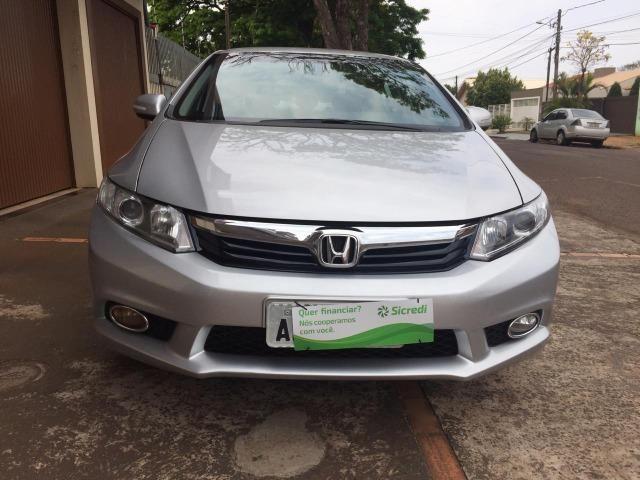 Honda/Civic LXR 2.0 flexone (automático) completo - Foto 2