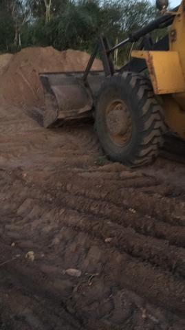 Compro areia retirada